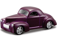 BBURAGO 1941 Willys Coupe - 59019