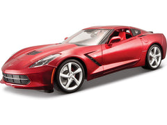 BBURAGO 2014 Corvette Stingray - 59037