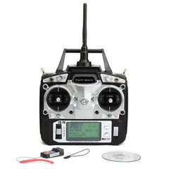 Flysky T6 6 channel digital radio system - FS-T6