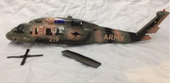 JP Twister Hawk Fuselage (ARMY) - 6601880