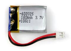TWISTER MICRO PRO HELI REPLACEMENT LIPO BATTERY 1S 3.7V (180mA) - 6605145