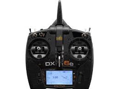Spektrum DX6e DSM-X 6 Channel Transmitter with AR610 Receiver - SPM6650
