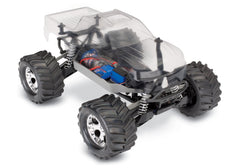 TRAXXAS STAMPEDE 4X4 KIT with TQ 2.4Ghz Radio, Electronics and Clear Body - 67014-4