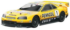 HPI Skyline R34 GT-R Clear Body 200mm - HPI-7467