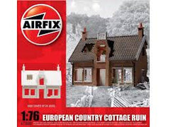 Airfix European Country Cottage Ruin 1/72 - 75004
