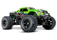 TRAXXAS X-MAXX 8S Maxx Scale Monster Truck, TQi with Bluetooth, VXL-8S with Self Righting System - 77086-4GRNX
