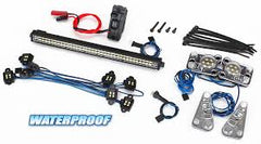 TRAXXAS COMPLETE LED LIGHT KIT TRX4 - 8030