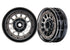 TRAXXAS WHEELS METHOD 105 1.9in BLACK - 8173
