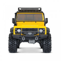 TRAXXAS TRX-4 SCALE AND TRAIL CRAWLER YELLOW with 2.4Ghz Bluetooth Radio - 82056-4YLW