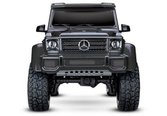 TRAXXAS TRX-4 MERCEDES G500 4X4 SCALE AND TRAIL CRAWLER BLACK 82096-4BLK