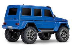 TRAXXAS TRX-4 MERCEDES G500 4X4 SCALE AND TRAIL CRAWLER BLUE 82096-4BLUE