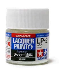 TAMIYA LACQUER LP-2 White 10ml - T82102