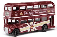 Corgi 60th Anniversary of the Coronation of Queen Elizabeth II, Routemaster Bus - CC82320