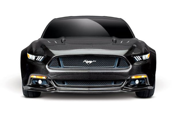 TRAXXAS 1:10 FORD MUSTANG GT AWD SUPERCAR with TQ 2.4Ghz Radio and Brushed Motor System - 83044-4