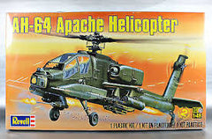REVELL AH-64 APACHE HELICOPTER 1:48 - 85-5443