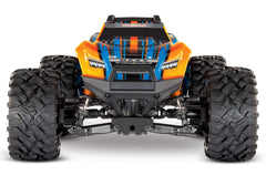 TRAXXAS 1:10 MAXX 4S Monster Truck 89076-4ORNG