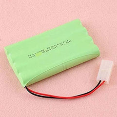 9.6V 8 Cell AA 1800mah NiCd Toy Battery Pack - RCG-9.6V