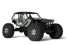 AXIAL WRAITH 1:10 4WD RTR ROCK RACER with AX-3 2.4Ghz Radio System - AX90018
