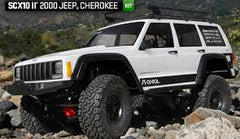AXIAL SCX10-II 2000 Jeep Cherokee 1:10 Electric 4WD Kit - AX90046