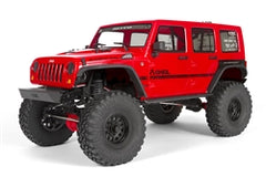 AXIAL SCX10 II 2017 Jeep Wrangler Unlimited CRC 1:10 4WD RTR - AX90060