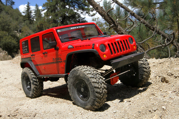 AXIAL SCX10 II 2017 Jeep Wrangler Unlimited AX90060 3