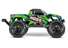 TRAXXAS HOSS 1:10 GREEN SCALE MT 90076-4GRN