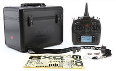 SPEKTRUM DX9 Black Edition System with AR9020 Receiver M1 - SPM99001AU