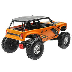 Axial Wraith 1.9 Crawler, RTR, Orange - AXI90074T1