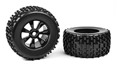 Team Corally Off-Road 1/8 Monster Truck Tires - Gripper - - C-00180-378