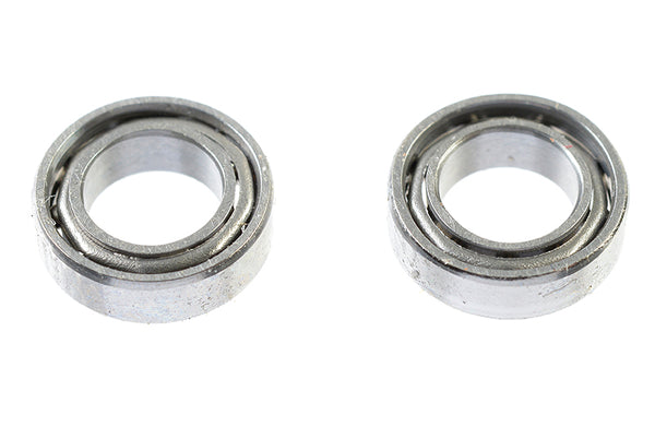 Chrome Ball Bearing ABEC 3, metal shielded , 4X7X2,5 - MR74, (2 pcs) GF-0550-014