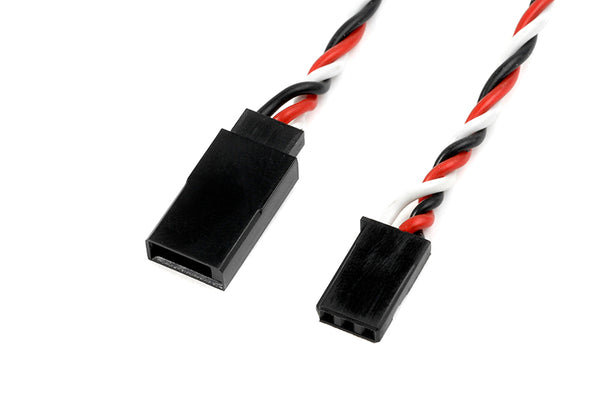 Extension wire HD silicon twisted Futaba, 22AWG, 20cm (1pc) GF-1120-011