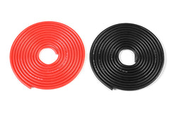 Superflex silicon Wire 0,35mm² 22AWG, 120 strands (1m Red & 1m Black) GF-1340-007