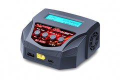 GT 6A 100W 2-4SLipo 6-8CNimh Mini Battery Charger - GT-C6DMINI