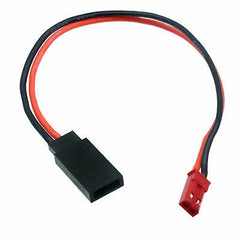 Adaptor Lead  JST Male to Sanwa/JR/Hitec Female - HHQLEADBECMFJ