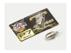 O.S. P6 Turbo Glow Plug - Hot