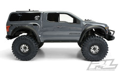 PROLINE 2017 Ford F-150 Raptor Clear Body Shell suit 12.8in Crawler - PR3509-00