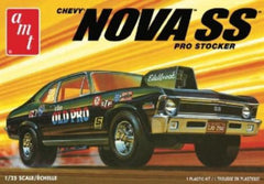 AMT 1972 Chevy Nova SS Old Pro 2T 1:25 - R2AMT1142