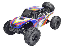 RIVERHOBBY 1:10 OCTANE 4wd Desert Buggy with 2.4Ghz Radio, Brushed Driveline, Battery and Charger - RH-1043