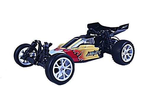 River Hobby Bullet Buggy 2WD - Red