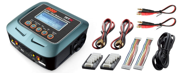 SKY RC D100 V2 AC/DC Dual Battery Charger/PowerSupply - SK-100131