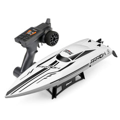 UDI ARROW Brushless RC Boat with 2.4Ghz Radio, Lipo Battery and Charger - UDI-005
