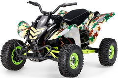 WL 1:12 ACROSS ATV Gen2 4WD with 2.4Ghz Radio System, Metal Diffs, 1500mah Li-Ion Battery and Charger - WL12427-A