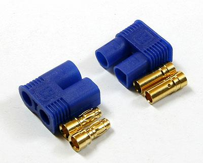 E-Flite EC3 Device Connector, Male (2) - EFLAEC301
