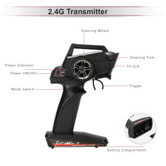 WL 2.4Ghz Upgrade Transmitter suit Across - WL949-57