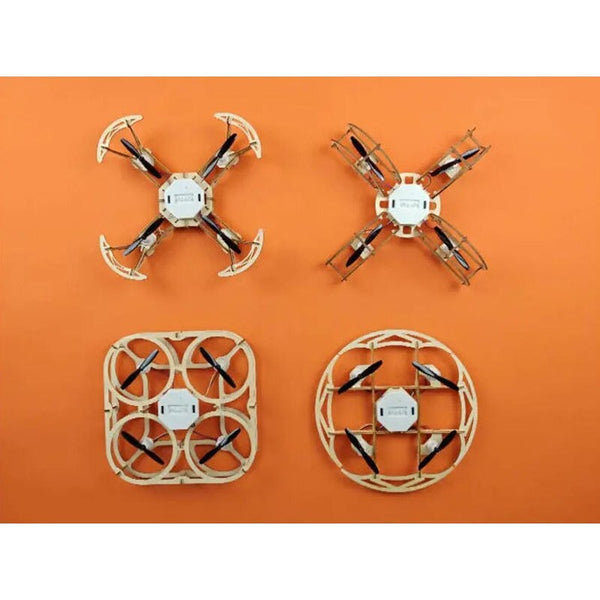 AIRWOOD DIY 4in1 Build It Drone Kit (No Camera) - AIRW-DRONE