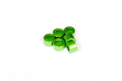 AXIAL 4X6MM SPACER GREEN 6 PCS AXA1304