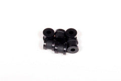 AXIAL SILICONE SHOCK BUSHINGS 7.5X8MM 6PCS AXA1356