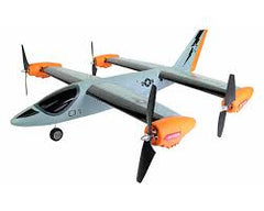 ARES V-HAWK X4 RTF With 2.4Ghz Radio and Battery, No Charger M1 - AZSZ2700M1