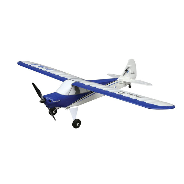 HOBBYZONE Sport Cub S 4ch Learner Plane BNF SAFE - HBZ4480
