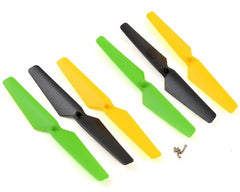 Blade Zeyrok Prop Set (Yellow, Green, Black) - BLH7303